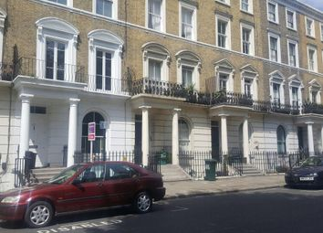 Thumbnail 3 bed flat to rent in Oakley Square, London