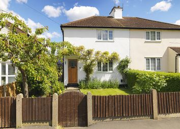 Thumbnail 2 bedroom semi-detached house for sale in Ewell Road, Long Ditton, Surbiton