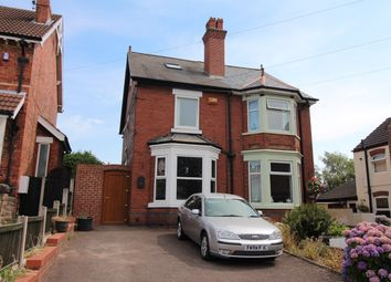 Thumbnail 4 bed semi-detached house for sale in Nottingham Road, Eastwood, Nottingham