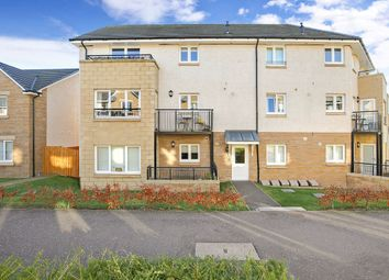 Thumbnail 2 bed flat for sale in South Chesters Park, Bonnyrigg
