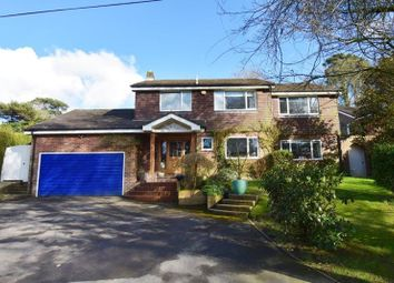 Thumbnail 4 bed detached house for sale in Fielden Road, Crowborough