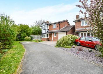 Thumbnail 4 bed detached house for sale in Gorse Close, Abbeymead, Gloucester, Gloucestershire