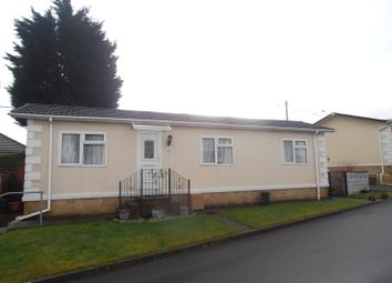 Thumbnail 1 bed mobile/park home for sale in Montana Park, Hirwaun, Aberdare