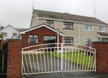Thumbnail 4 bed semi-detached house for sale in Forest Park, Dromintee, Newry