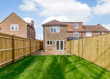 Thumbnail 2 bed end terrace house for sale in Charlock Way, Guildford
