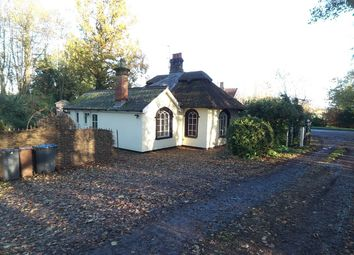 Thumbnail 2 bed cottage to rent in Yoxford, Saxmundham