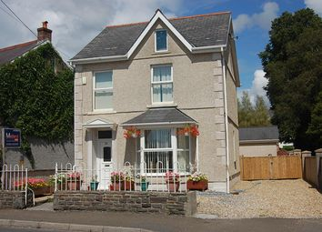 Thumbnail 4 bed detached house for sale in College Street, Ammanford