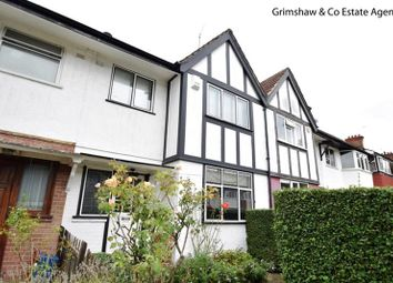 Thumbnail 3 bed terraced house for sale in Princes Avenue, Gunnersbury Park Estate, Acton, London