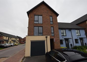 Thumbnail 4 bed end terrace house for sale in Portland Drive, Barry