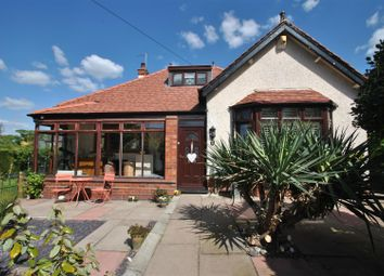Thumbnail 3 bed detached bungalow for sale in Red Lane, Appleton, Warrington
