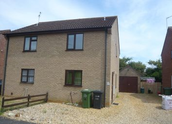 Thumbnail 3 bed semi-detached house to rent in Brady Gardens, Denver, Downham Market