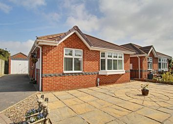 Thumbnail 3 bed detached bungalow for sale in Borodales Close, Hedon, Hull