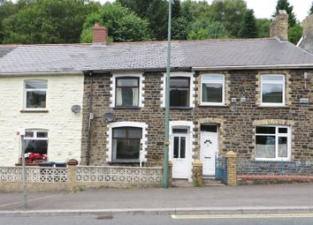 Thumbnail 3 bed terraced house for sale in Aberbeeg Road, Aberbeeg, Abertillery