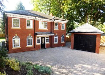 Thumbnail 5 bed detached house to rent in Georgian Close, Camberley
