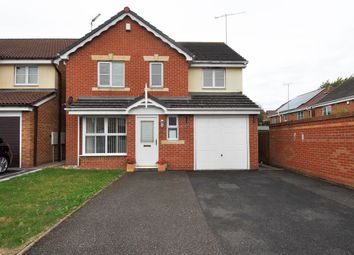 Thumbnail 4 bed detached house for sale in Pulman Close, Redditch
