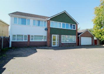 Thumbnail 5 bed detached house for sale in Mill Street, Wem, Shrewsbury