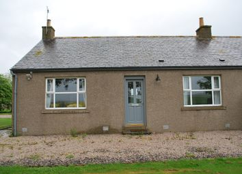 Thumbnail 3 bedroom semi-detached house to rent in Muirton Of Barra, Oldmeldrum, Aberdeenshire