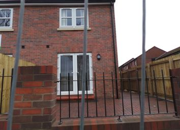 Thumbnail 2 bed mews house to rent in Aldcliffe Mews, Denton Mill Close, Carlisle