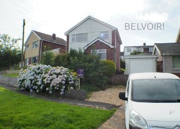 Thumbnail 3 bed detached house to rent in Lundy Drive, West Cross, Swansea