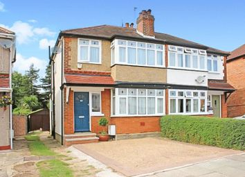 Thumbnail 3 bed semi-detached house for sale in Wood End Gardens, Northolt