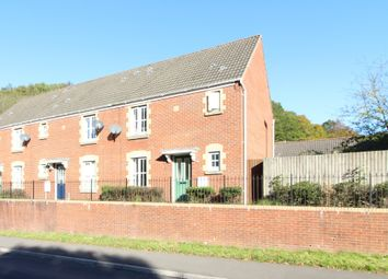 Thumbnail 3 bed end terrace house for sale in Mill Court, Crumlin, Newport