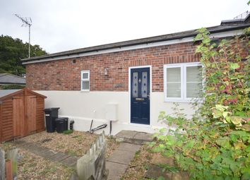 Thumbnail 1 bed semi-detached bungalow to rent in The Vale, Swainsthorpe, Norwich