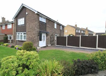 Thumbnail 4 bed detached house for sale in Newcombe Drive, Arnold, Nottingham
