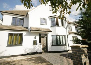 Thumbnail 2 bed flat to rent in Llanvanor Road, London