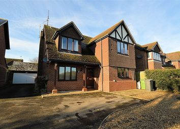 Thumbnail 4 bed detached house to rent in Grazeley Green, Reading