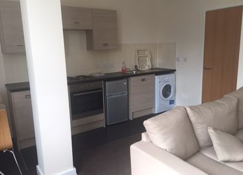 Thumbnail 1 bed flat to rent in Talbot Road, Old Trafford, Manchester