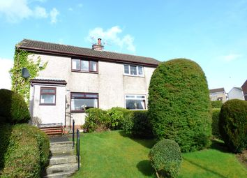 Thumbnail 2 bed semi-detached house for sale in Fancy Farm Road, Greenock