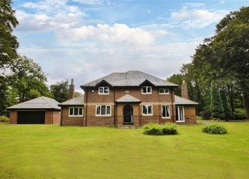Thumbnail 5 bed detached house for sale in Wigan Lane, Heath Charnock, Lancashire
