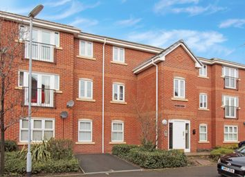 Thumbnail 2 bed flat for sale in Meander Close, Wilnecote, Tamworth