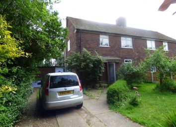 Thumbnail 3 bed semi-detached house for sale in Ransom Road, Rainworth, Mansfield