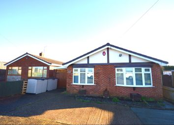 Thumbnail 2 bed bungalow for sale in Park Road, Newhall, Swadlincote