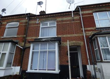 Thumbnail 4 bed terraced house to rent in Grove Road, Luton