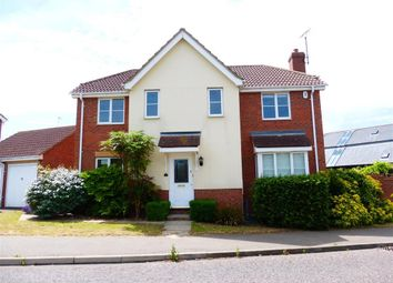 Thumbnail 4 bed property to rent in Waterson Vale, Chelmsford