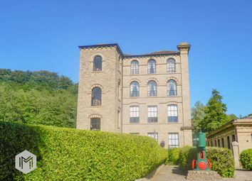 Thumbnail 2 bed flat for sale in Waterside Road, Summerseat, Bury