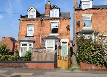 Thumbnail 3 bed semi-detached house for sale in Rutland Road, Chesterfield