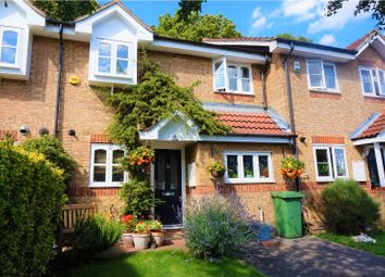 Thumbnail 3 bed terraced house for sale in Fieldhouse Close, South Woodford