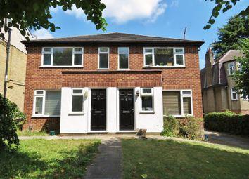 Thumbnail 2 bedroom maisonette to rent in Palmerston Road, Buckhurst Hill