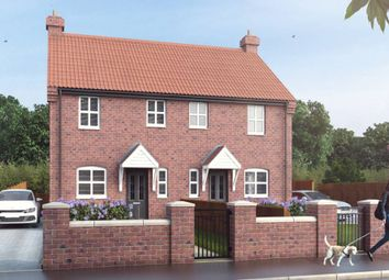 Thumbnail 2 bed semi-detached house for sale in Plot 6, Orchard Gardens, Upwell, Norfolk