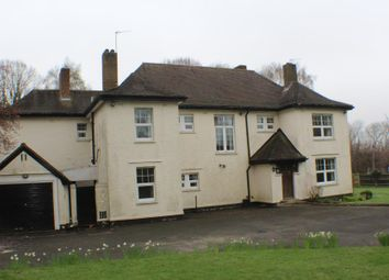 Thumbnail 6 bed detached house to rent in Hanbury Drive, Biggin Hill, Westerham