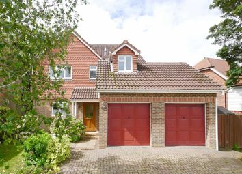 Thumbnail 4 bed detached house for sale in Greenfields, Hailsham