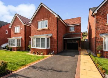 Thumbnail 3 bed detached house for sale in Dane Valley Road, Congleton, Cheshire