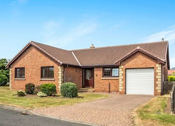 Thumbnail 4 bed detached bungalow for sale in Cairn View, Longframlington, Morpeth