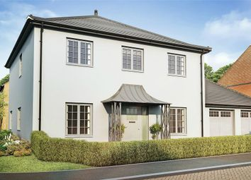 Thumbnail 4 bed detached house for sale in Boyneswood Lane, Medstead, Hampshire