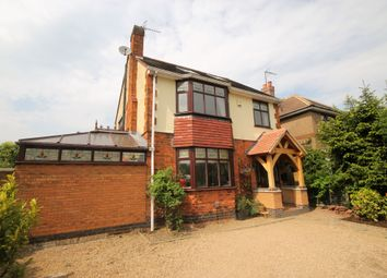 Thumbnail 4 bedroom detached house for sale in Hinckley Road, Earl Shilton, Leicester