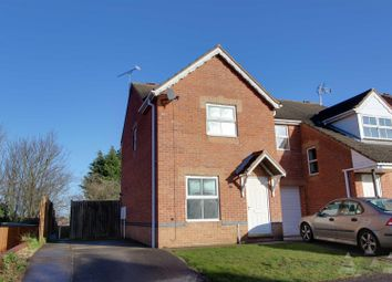 Thumbnail 2 bed semi-detached house for sale in Orchid Way, Shirebrook, Mansfield