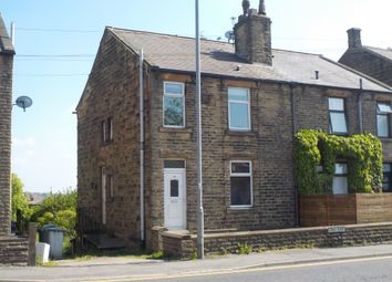 Thumbnail 2 bed end terrace house to rent in Leeds Road, Dewsbury, West Yorkshire